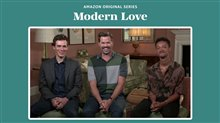 Andrew Rannells, Zane Pais and Marquis Rodriguez on their episode of 'Modern Love' Video