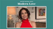 Minnie Driver on her emotional role in 'Modern Love' Video