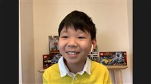 Jayden Zhang on his movie debut in 'Shang-Chi and the Legend of the Ten Rings' Video