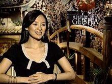 ZIYI ZHANG (MEMOIRS OF A GEISHA) Video