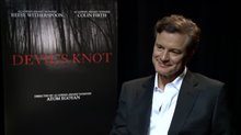 Colin Firth (Devil's Knot) Video