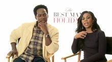 Harold Perrineau & Regina Hall (The Best Man Holiday) Video