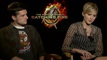 Josh Hutcherson & Jennifer Lawrence (The Hunger Games: Catching Fire) Video