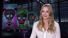 Margot Robbie Interview