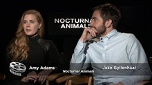 Amy Adams & Jake Gyllenhaal Interview