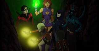 Teen Titans: The Judas Contract Thumbnail