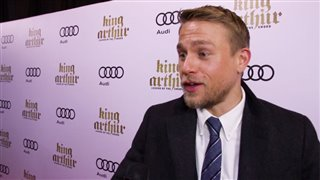 King Arthur: Legend of the Sword - Toronto Red Carpet video