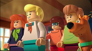 LEGO Scooby-Doo! Blowout Beach Bash Movie Trailer
