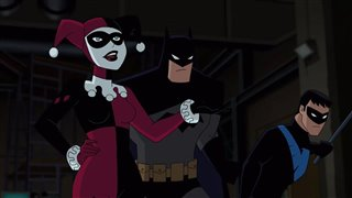 Batman and Harley Quinn Thumbnail