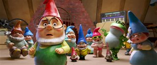 Sherlock Gnomes 3D Movie Trailer