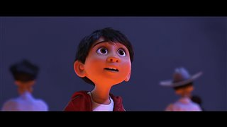 "Coco Movie Clip - ""The Land of The Dead"" video"