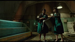 "The Shape of Water Movie Clip - ""Elisa and Zelda"" video"
