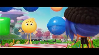 "The Emoji Movie Clip - ""Candy Crush"" video"