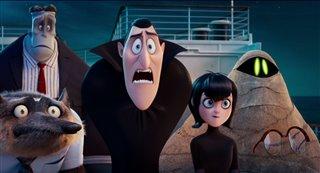 Hôtel Transylvanie 3 : Les vacances d'été Movie Trailer