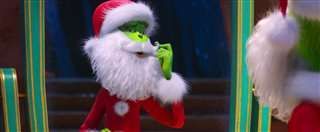 Dr. Seuss' The Grinch Movie Trailer
