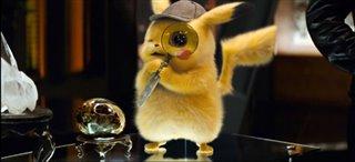Pokémon Detective Pikachu Movie Trailer
