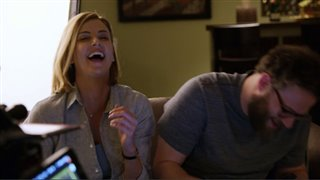 "'Long Shot' Featurette - ""Seth and Charlize"" video"