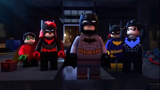 LEGO DC: Batman - Family Matters Movie Trailer