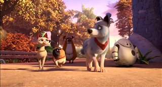 Pets United (Netflix) Movie Trailer