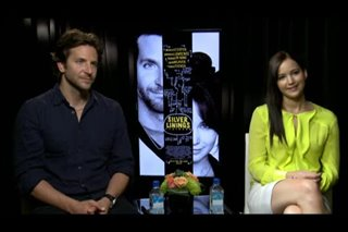 Bradley Cooper   Jennifer Lawrence  Silver Linings Playbook Silver Linings Playbook   On DVD   Movie Synopsis and info. Silver Linings Movie Summary. Home Design Ideas