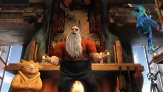 Rise of the Guardians Movie Trailer