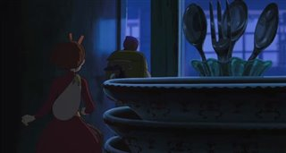 The Secret World of Arrietty (Dubbed) Movie Trailer