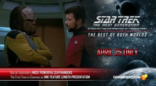 Star Trek: The Next Generation - The Best of Both Worlds Thumbnail