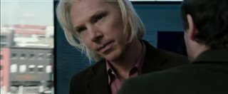 The Fifth Estate - Clip: 10,000 Hits an Hour video