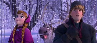Frozen Movie Trailer