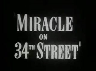 Miracle On 34Th St. Thumbnail