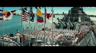 Battleship movie preview  video