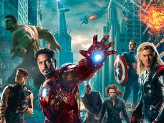 The Avengers movie preview video