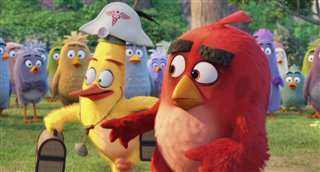 The Angry Birds Movie Movie Trailer