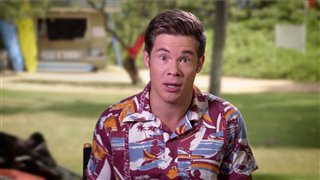 "Mike and Dave Need Wedding Dates featurette - ""Adam DeVine has a problem""  video"