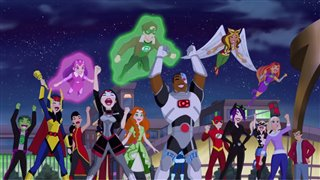 DC Super Hero Girls: Hero of the Year Thumbnail