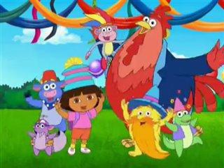 Dora the Explorer Thumbnail