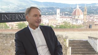 Dan Brown Interview - Inferno video