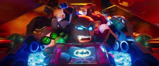 The LEGO Batman Movie Movie Trailer