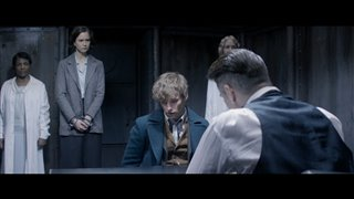 """Fantastic Beasts and Where to Find Them Movie Clip - """"Setting Dangerous Creatures Loose"""" video"""
