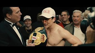 "Bleed For This Featurette - ""Inspired by a Legend"" video"