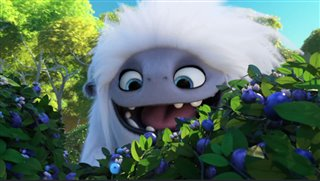 "'Abominable' Movie Clip - ""Everest Creates Blueberries with his Magic"" Video Thumbnail"