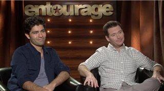 Adrian Grenier & Kevin Connolly (Entourage) - Interview Video Thumbnail