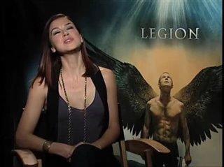 Adrianne Palicki (Legion) - Interview Video Thumbnail