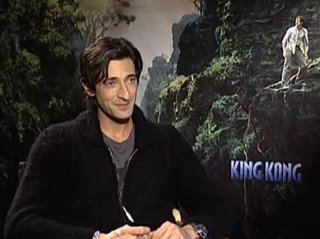 adrien-brody-king-kong Video Thumbnail