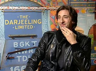 Adrien Brody (The Darjeeling Limited)- Interview Video Thumbnail