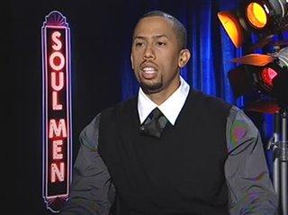 Affion Crockett (Soul Men) - Interview Video Thumbnail