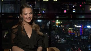 alicia-vikander-interview-jason-bourne Video Thumbnail