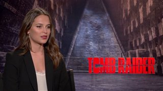 alicia-vikander-interview-tomb-raider Video Thumbnail