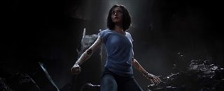 Alita: Battle Angel - Trailer Video Thumbnail