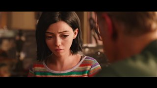 'Alita: Battle Angel' Trailer #2 Video Thumbnail